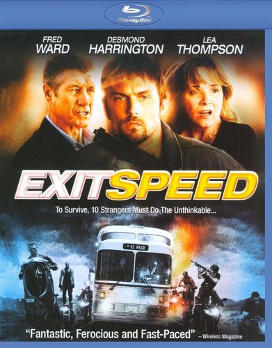 Exit Speed [Blu-ray] [2008] 17999285