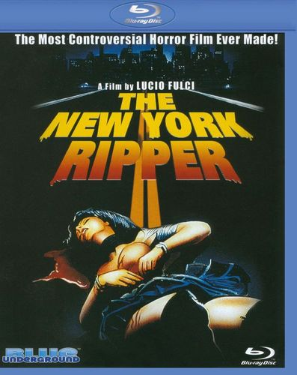 The New York Ripper [Blu-ray] [1982] 18000217