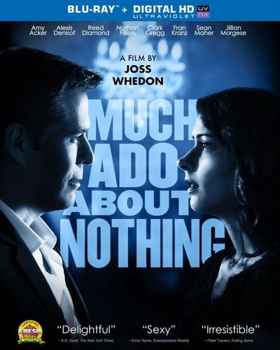 Much Ado About Nothing [Blu-ray] [2012] 1801644
