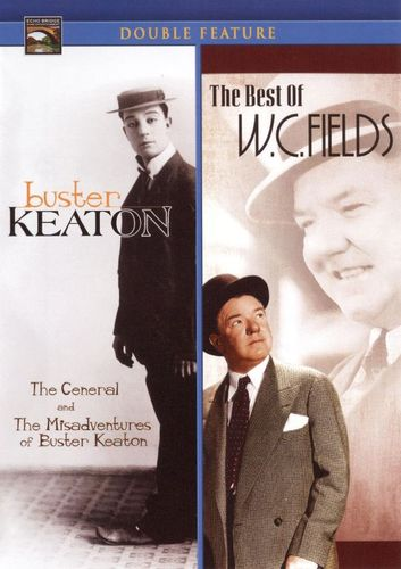 Buster Keaton/The Best of W.C. Fields [DVD] 18024834