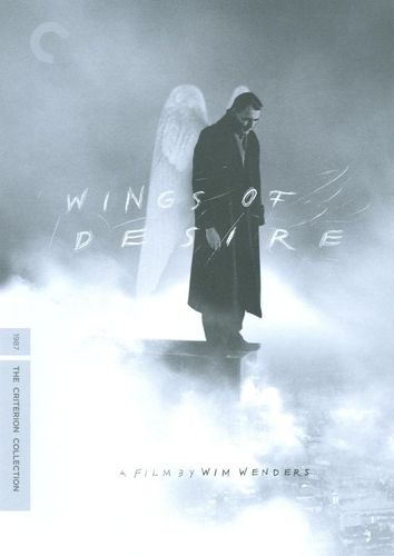 Wings of Desire [Criterion Collection] [DVD] [1987] 18033003
