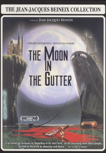 The Jean-Jacques Beineix Collection: Moon in the Gutter [DVD] [1983] 18039828