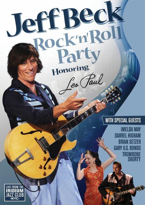 Rock'n'roll Party (Honoring Les Paul) [DVD] 1804797