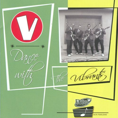 Dance with the Vibrants [CD] 18059734