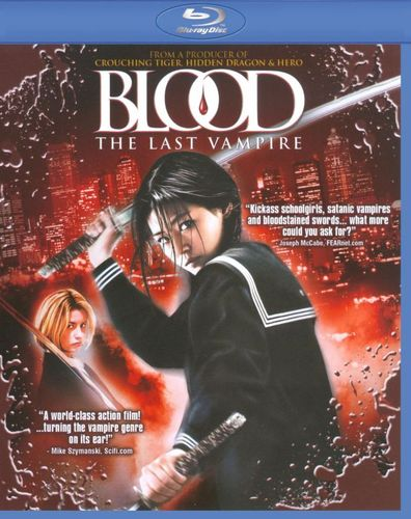 Blood: The Last Vampire [Blu-ray] [2009] 18061954