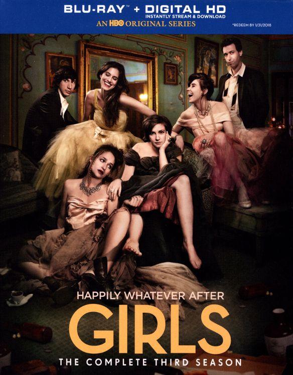 Girls: The Complete Third Season [2 Discs] [Blu-ray] 1806204