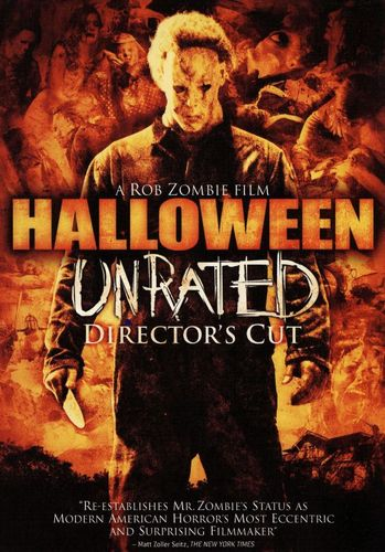 Halloween [WS] [Unrated Director's Cut] [DVD] [2007] 18062668