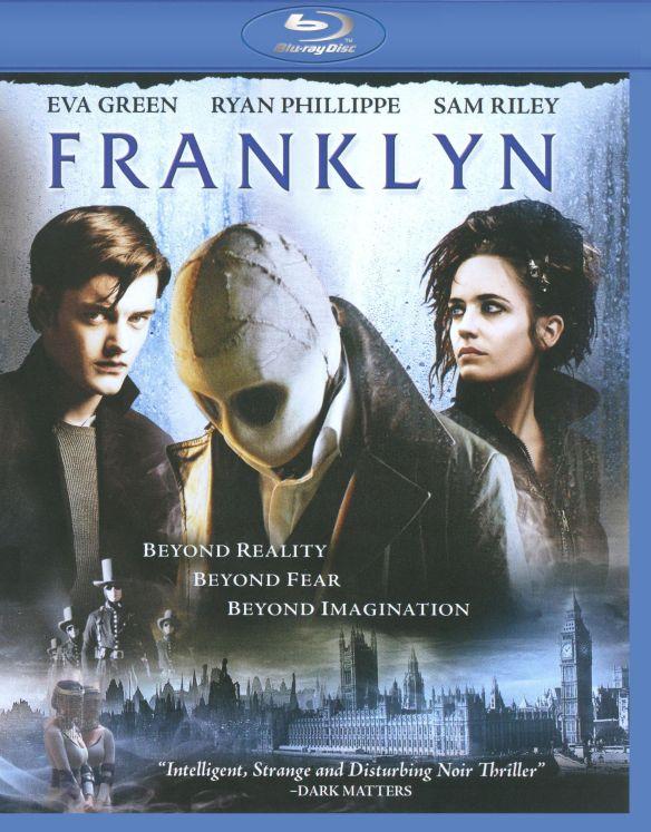 Franklyn [Blu-ray] [2008] 18073647