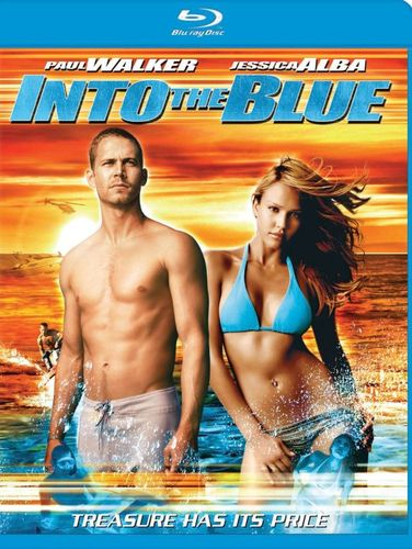 Into the Blue [Blu-ray] [2005] 1820343