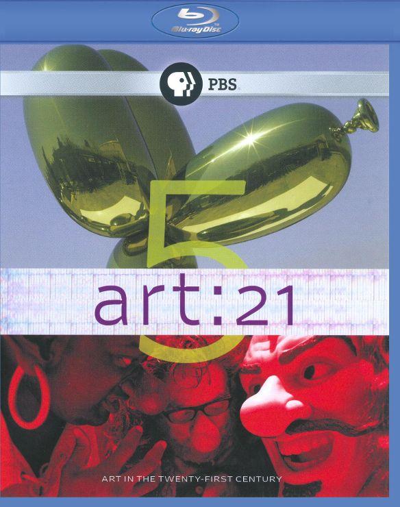 Art: 21: Art in the Twenty-First Century - Season 5 [Blu-ray] 18210204