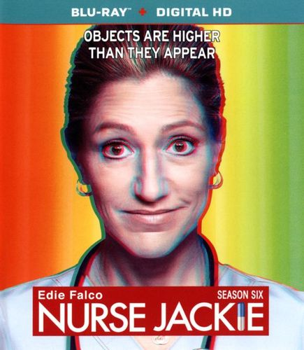 Nurse Jackie: Season 6 [2 Discs] [Blu-ray] 1821105