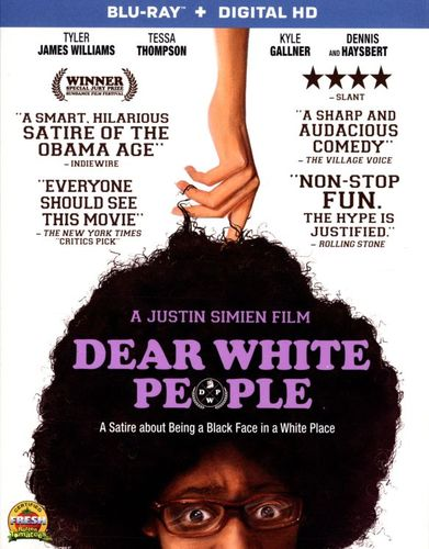 Dear White People [Blu-ray] [2014] 1821132