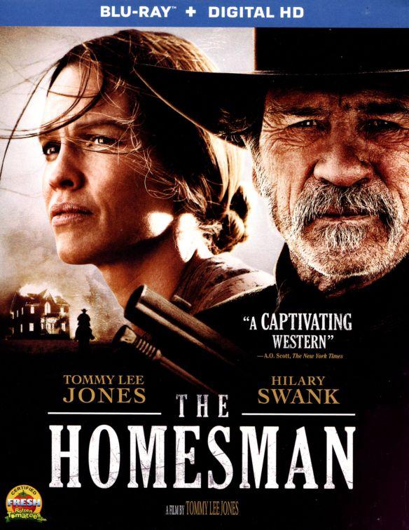 The Homesman [Blu-ray] [2014] 1821306