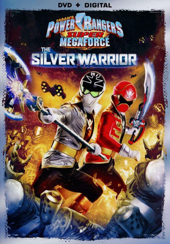 Power Rangers Super Megaforce: The Silver Warrior [DVD] 1821397