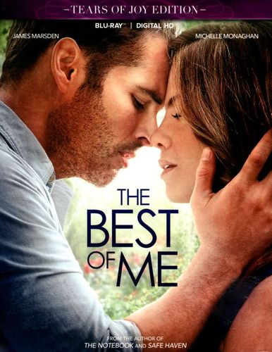 The Best of Me [Blu-ray] [2014] 1821402