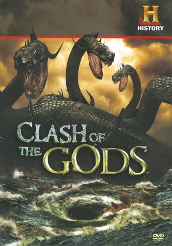 Clash of the Gods: The Complete Season 1 [3 Discs] [DVD] 18230861