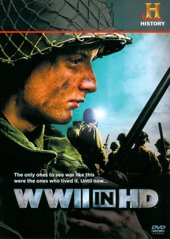 WWII in HD [3 Discs] [DVD] 18240388