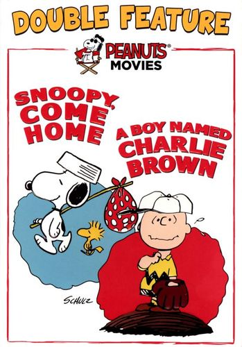 Snoopy, Come Home/A Boy Named Charlie Brown [DVD] 1825174