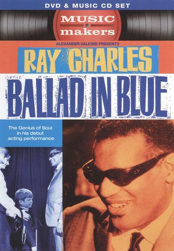 Music Makers: Ballad in Blue [DVD/CD] [DVD] [1966] 18265456