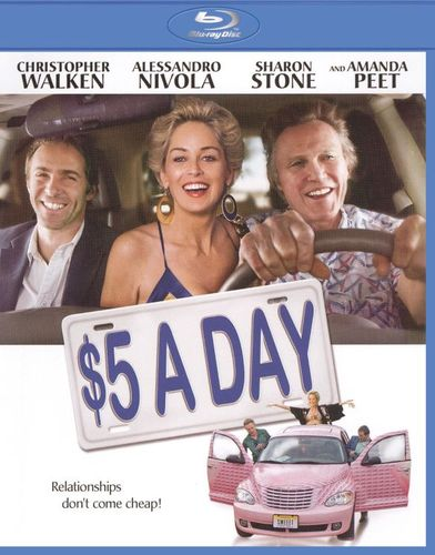 Image of $5 a Day [Blu-ray] [2008]