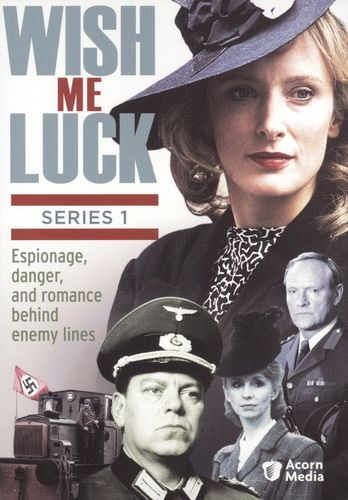 Wish Me Luck: Series 1 [2 Discs] [DVD] 18280746