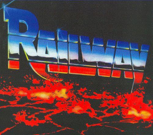Railway [CD] 18281363