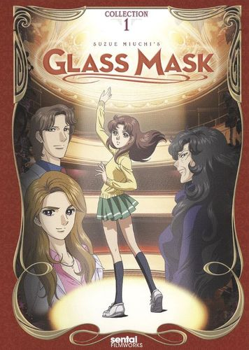Glass Mask: Collection 1 [4 Discs] [DVD] 18283485