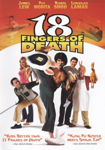 18 Fingers of Death [DVD] [2004] 18290054