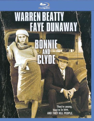Bonnie and Clyde [Blu-ray] [1967] 18297524
