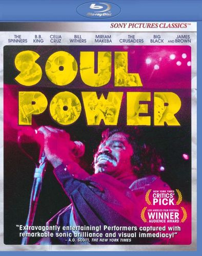 Soul Power [Blu-ray] [2008] 18307329