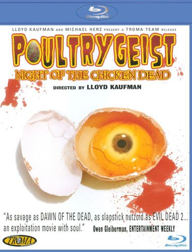 Poultrygeist: Night of the Chicken Dead [Blu-ray] [2007] 18312967