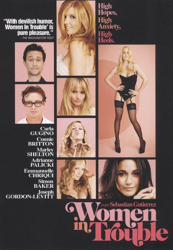 Women in Trouble [DVD] [2009] 18314765