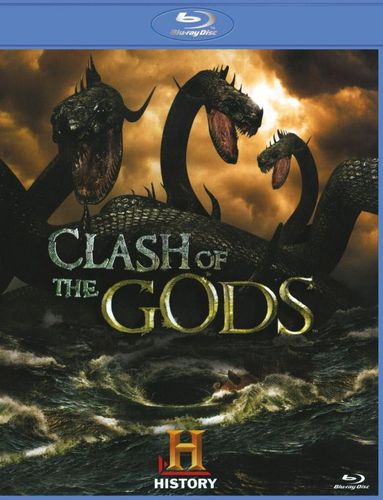 Clash of the Gods: The Complete Season 1 [2 Discs] [Blu-ray] 18318852