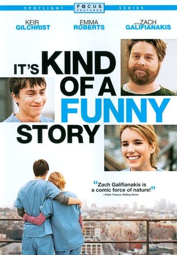 It's Kind of a Funny Story [DVD] [2010] 1834079