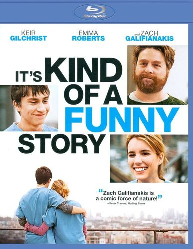 It's Kind of a Funny Story [Blu-ray] [2010] 1834088