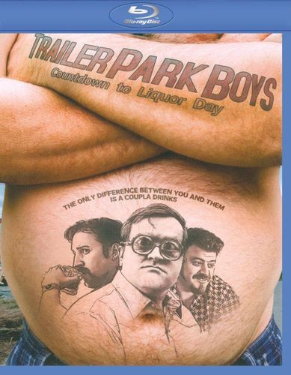 Trailer Park Boys: Countdown to Liquor Day [Blu-ray] [2009] 18340914