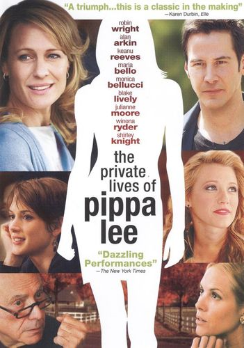 The Private Lives of Pippa Lee [DVD] [2009] 18350993