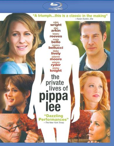 The Private Lives of Pippa Lee [Blu-ray] [2009] 18351019