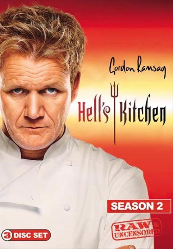 Hell's Kitchen: Season 2 [3 Discs] [DVD] 18357299