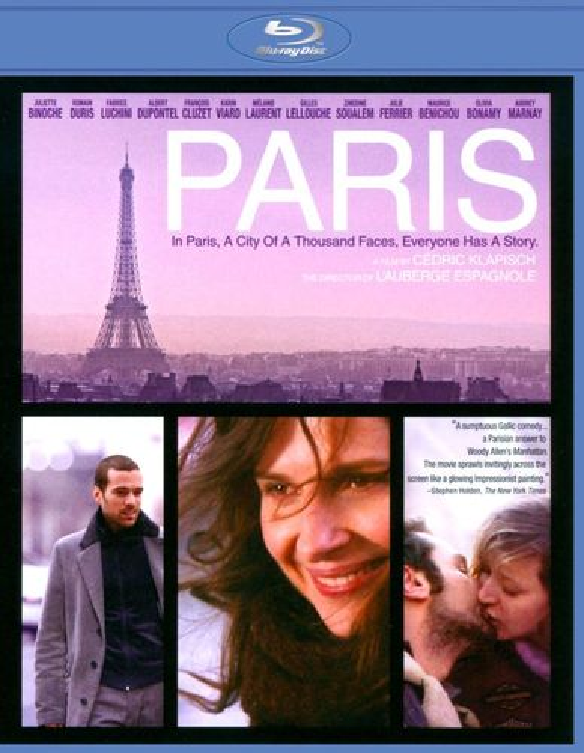 Paris [Blu-ray] [2008] 18378568