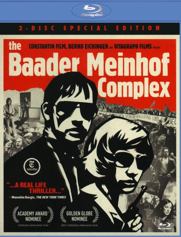 The Baader Meinhof Complex [2 Discs] [Blu-ray] [2008] 18388586