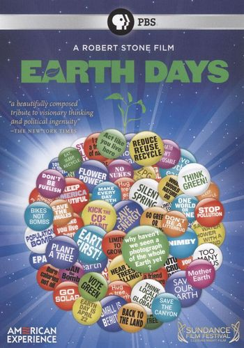 American Experience: Earth Days [DVD] [2009] 18389973
