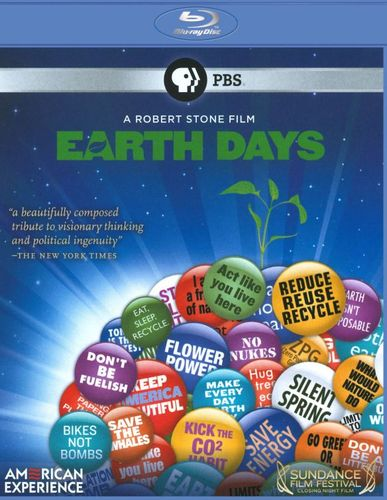 American Experience: Earth Days [Blu-ray] [2009] 18389982