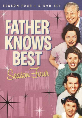 Father Knows Best: Season Four [5 Discs] [DVD] 18391944