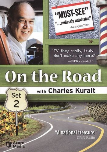On the Road with Charles Kuralt: Set 2 [3 Discs] [DVD] 18398701