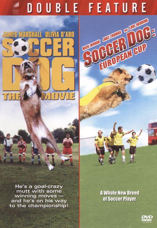 Soccer Dog/Soccer Dog: European Cup [2 Discs] [DVD] 18419068