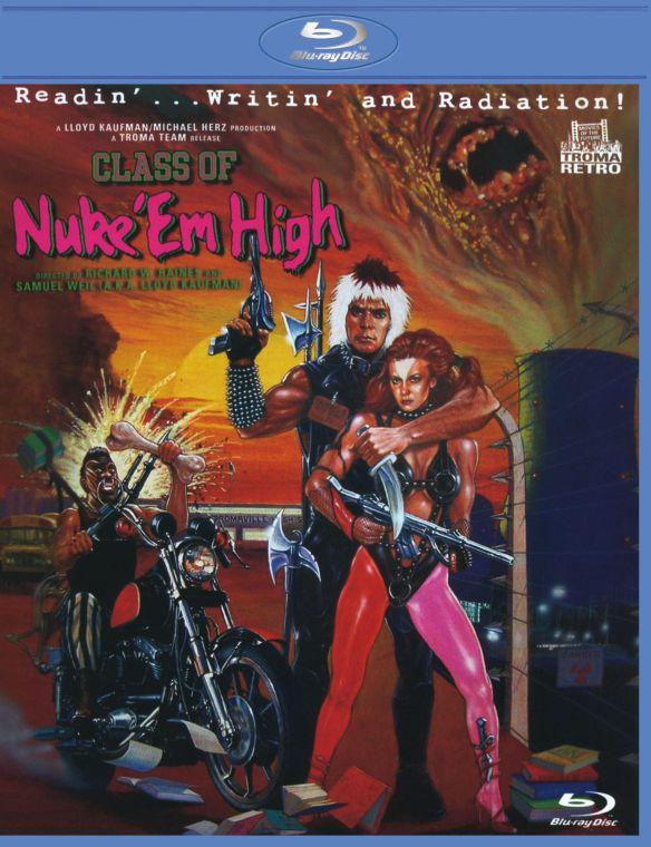 Class of Nuke 'Em High [Blu-ray] [1986] 18421285