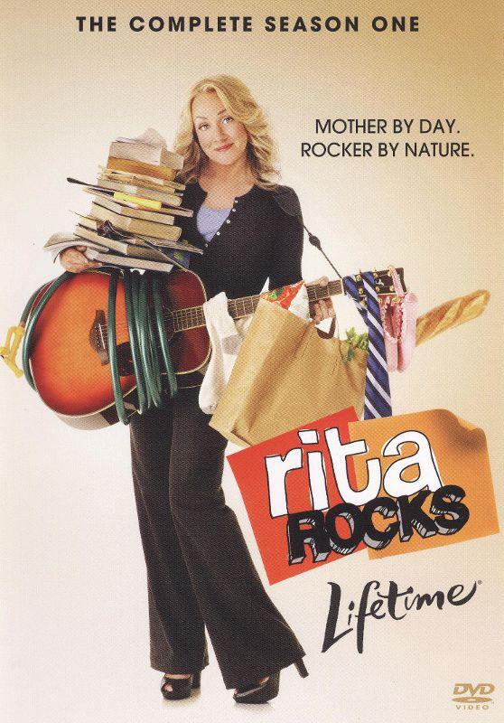 Rita Rocks: The Complete Season One [3 Discs] [DVD] 18430399