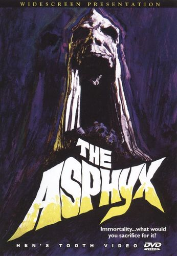 The Asphyx [DVD] [1972] 18432697