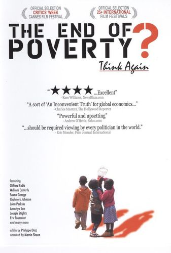 The End of Poverty? [DVD] [2008] 18440482